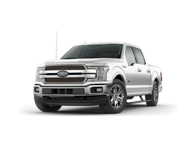 New 2019 Ford F-150 King Ranch Truck in Rockdale, TX